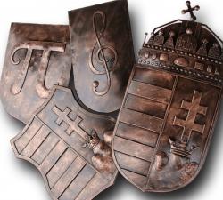 Ötvösmunkák, címerek, ajándékötletek